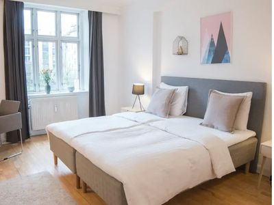 Photo for Amazing 4 room Apartment in the heart of the city