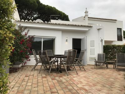 Photo for Beautiful house in Vale do Lobo Resort, by the beach (walking <5m)
