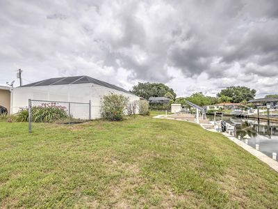 Overbrook Gardens Holiday House: NEW! 2BR Englewood House w/ Boat Dock