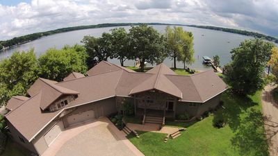 Photo for Spacious Lake Home on Beautiful Cedar Lake