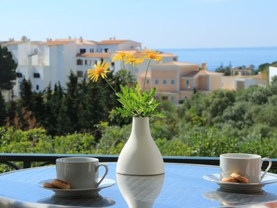Photo for Large Lux 2 Bed Property-Private garden & sea views beside golf/beach, Free Wifi