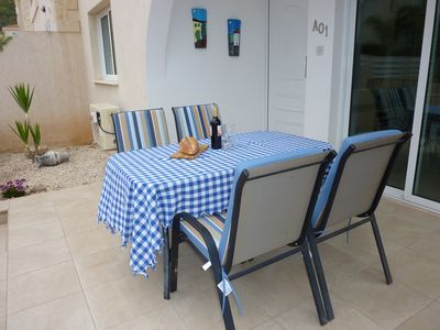Photo for Apartment (Limited Sea View) In Superb Protaras Location now with Free WiFi