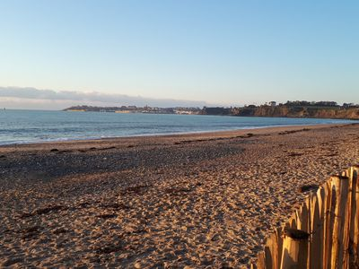 Photo for Charming fisherman's cottage 50m from the beach of Saint Nicolas in Granville