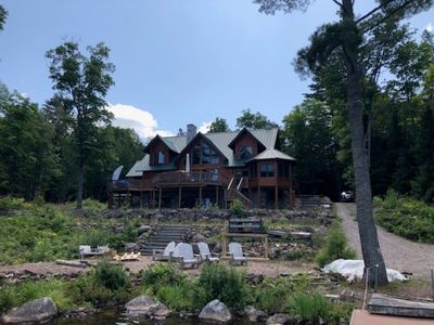 Photo for Private Home On Gibson Lake