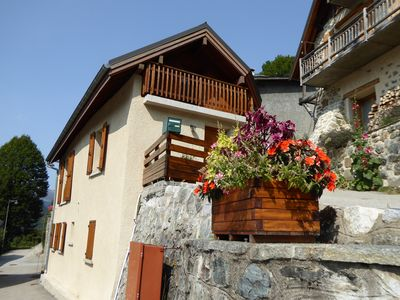 Photo for NEW from 2018 - Lovely village house in the ski area of Alpe d'Huez