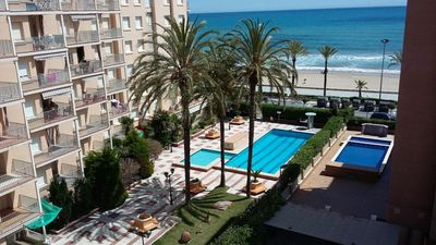 Photo for Sea front Apart. 2 Pools / 1st line. 2 swimming pools