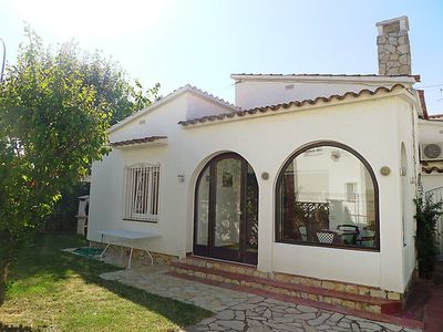 Photo for Vacation home Requesens 3A  in Empuriabrava, Costa Brava - 4 persons, 2 bedrooms