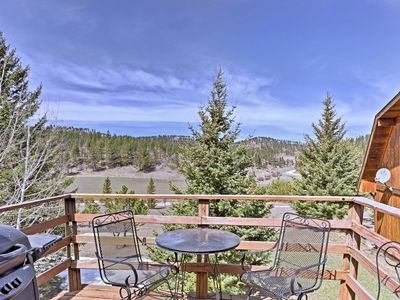 Photo for Deerfield Studio w/ Panoramic Black Hills Views!