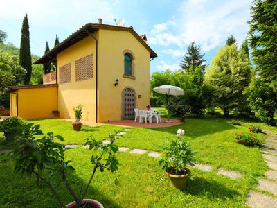 Photo for Vacation home Il Masso in Montaione - 6 persons, 2 bedrooms