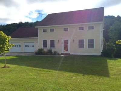 Photo for Beautiful Country Home 6 Miles from the Cooperstown Dreams Park