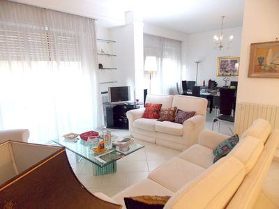 Photo for Homerez last minute deal - Amazing apt with balcony
