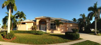 Photo for Sun, Beach, Pool, Hot Tub, Fine Dining, and Fishing! Walking distance to beach!