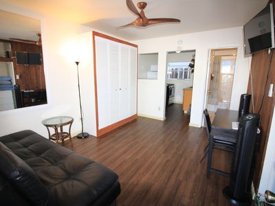 Photo for Adorable South Mission Beach Studio 3 -Steps to Ocean- Walk 5min to Belmont Park