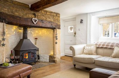 Photo for Chapel Cottage is a beautiful Grade II listed cottage in stunning Bourton-on-the-Water