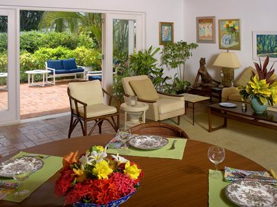 Carrington: Cliff Front with Pool & Beach Access-Car Rental incl.in Summer