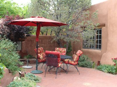 Photo for 3 Blocks to Santa Fe Plaza - Authentic Adobe vacation home - Save $50/night