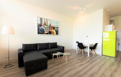 Photo for Comfortable, superbly located, very close to Rotterdam central station!..