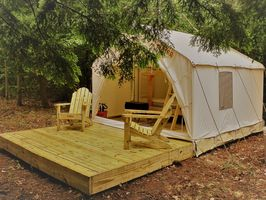 Photo for 1BR Campground Vacation Rental in Bennington, New Hampshire