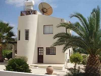 Photo for Villa With Sea Views And Solar Heated Pool And Good Sized Garden