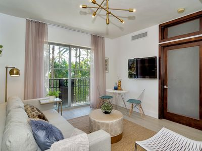 Photo for Best Fully Renovated luxury suite Ocean Drive