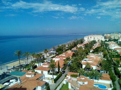 Photo for First line on the promenade of Torrox Costa