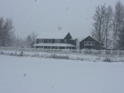Photo for Studio apartment on 2 1/2 acres in Tumalo (north Bend area)