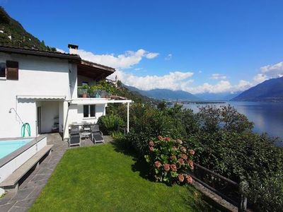 Photo for 2BR Apartment Vacation Rental in Ronco sopra Ascona, Locarno