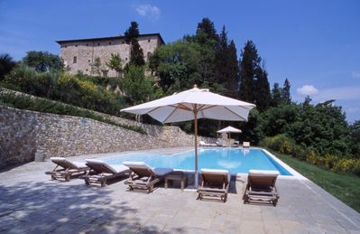 Photo for 1BR Apartment Vacation Rental in San Casciano Val di Pesa, Fi