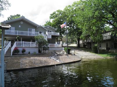 Photo for La Casa Paradise Beautiful 4 BR/3 BA  2 Slip dock with Yacht Slip.