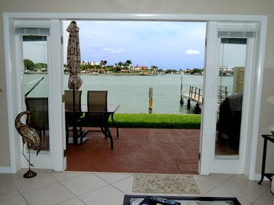 Photo for Relax 10 Ft. From Water in Stunning, Breezy Condo!!!