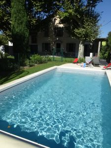 Photo for Sarrians village with pool.