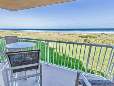 Photo for ** DIRECT oceanfront with A+ views - Large 3 BR with 2 ocean facing balconies **