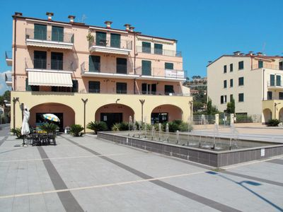 Photo for Apartment Residenza Cala Azzurra (IMP312) in Imperia - 5 persons, 1 bedrooms