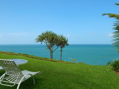 Photo for The Hill Apartment No.3 - 3 Bedroom with Ocean and Mountain Views
