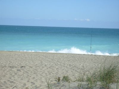 At the heart of Ocean Village. With private beach, tennis, golf, pools,  etc...