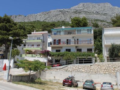Photo for Apartment in Baška Voda (Makarska), capacity 4+0