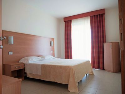 Photo for Apartment 1.3 km from the center of Roseto degli Abruzzi with Lift, Parking, Internet, Washing machine (148053)