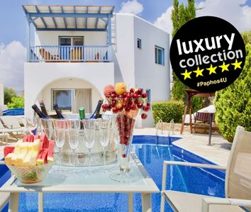 Photo for 4BR, 4,5 BA FRONT LINE Villa, PRIVATE POOL,BEACH 300M, ALL AMENITIES, FAMILY