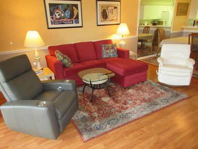 Photo for Summer Special $1295/month May-Oct. 3 month minimum. Clean & Comfy.