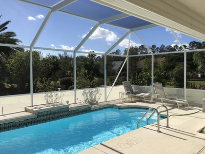 Photo for POOL HOME!  Newly Updated!  Located in The Villages, includes electric golf car