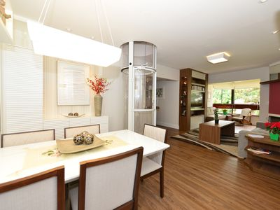 Photo for COMFORT AND SOPHISTICATION, THE 400M FROM BADEN-OPTION: WITH OR WITHOUT COOKING