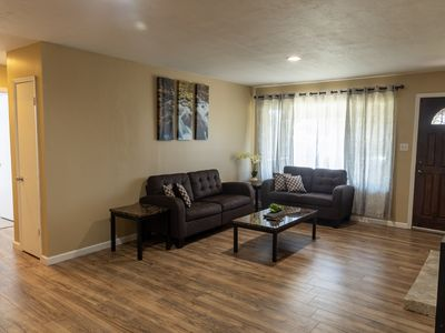 Photo for Bright 3-Bedroom in Hayward, very close to BART