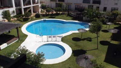 Photo for Duplex apartment in Costa Ballena Rota