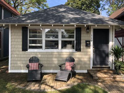 Photo for 3BR Cottage Vacation Rental in Clear Lake, Iowa