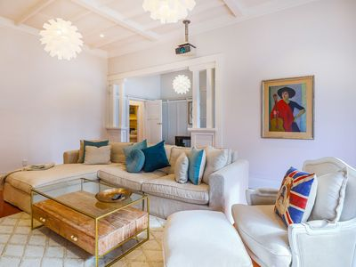 Photo for St Marys Bay 4 Bedroom Luxurious Villa for 8 & 2 Carparks