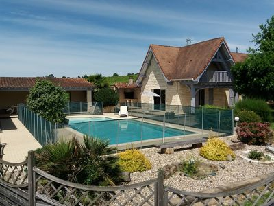 """Photo for Holiday house """"Le Vignoble"""" in Bergerac (8-9 people)"""
