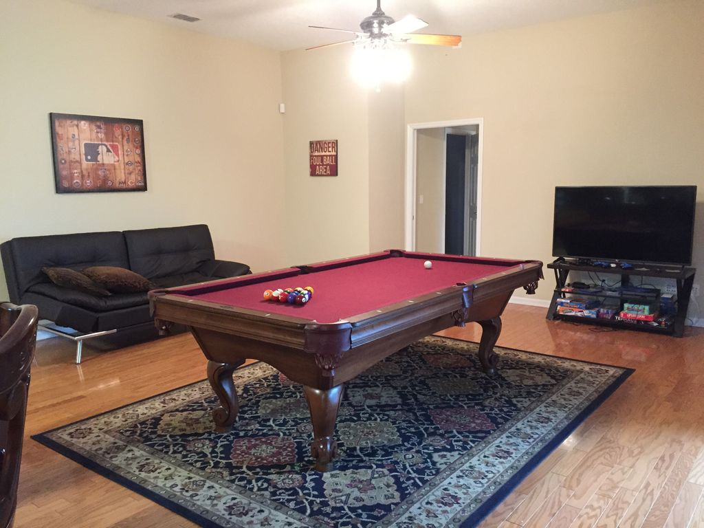 Beautiful 5 bedroom home w pool on acreage perfect for for 5 bedroom house with pool
