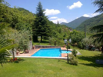 Photo for Tuscan Villa with private pool and garden