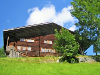 Photo for 400 year old wooden house - quiet, beautiful and sunny location in the Bernese Oberland
