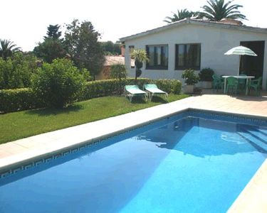 Photo for 3 bedroom Villa, sleeps 6 in Blanes with Pool and WiFi